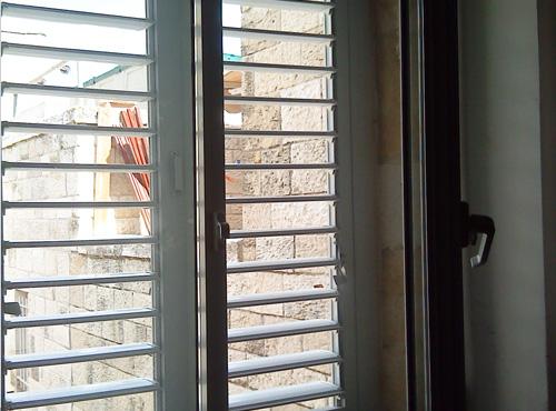 תיקון חלון תריס אלומיניום