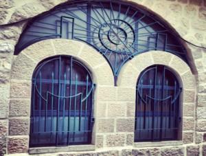 חלון קשת בלגי בעיצוב ייחודי